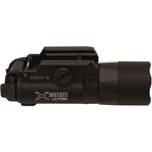 Surefire X300 Ultra Weapon Light 600 Lumens, Black Md: X300U-B
