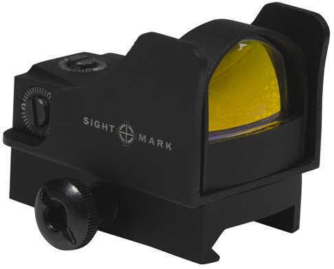 Sightmark Mini Shot Pro Spec with Riser Mount Green Md: SM26007