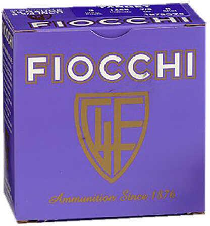Fiocchi Ammo Fiocchi 12 Gauge 2.75 Inch, 7/8 Ounce #9 Shot Shotshells. 25 Rounds Per Box