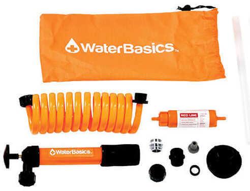 Aquamira WaterBasics Emergency Pump And Filter Kit