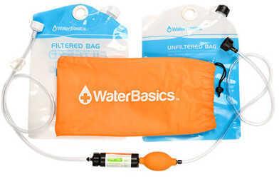 Aquamira WaterBasics Bag-To-Bag Water Filtration Kit