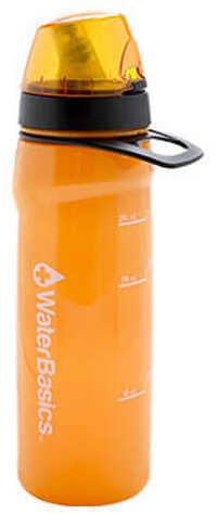 Aquamira WaterBasics Filtered Water Bottle