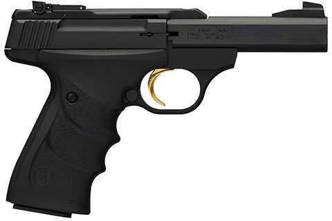 "Browning Buckmark Pistol URX NS Mic Standard Pistol 22 Long Rifle 4"" Barrel 10 Round"