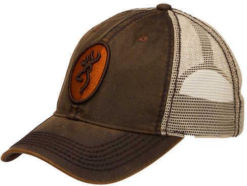 Browning Cody Mesh Cap, Brown/Orange Md: 308187881