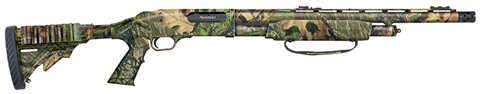 Mossberg 535 12 Gauge Shotgun 20 Inch Barrel  Mossy Oak Break up Camo  Tactical Turkey 3.5 Inch Chamber