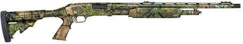 Mossberg 500 Turkey Tactical 12 Gauge Shotgun 20 Inch Barrel Mossy Oak Obsession Camo 6 Round