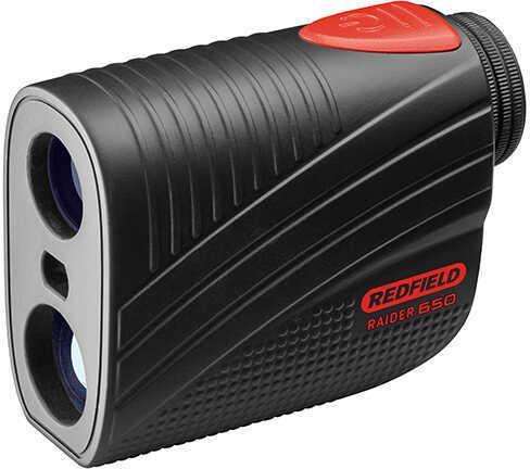 Redfield Raider Laser Rangefinder 650A, Angle, Black Md: 170637