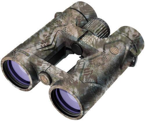 Leupold Mojave Binoculars 10x50mm, Pro Guide HD, Roof Prism, Kryptek Highlander Md: 170607