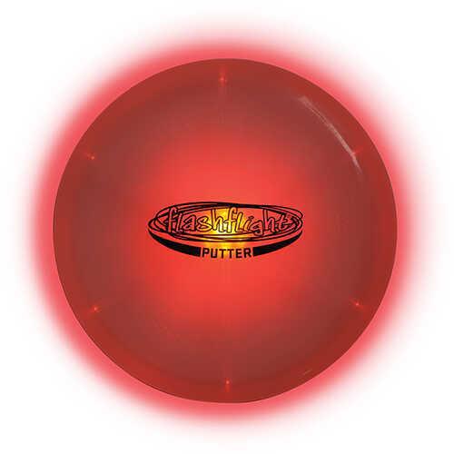 Nite Ize Flashflight LED Disc Golf Putter Md: FGDP-07-R8