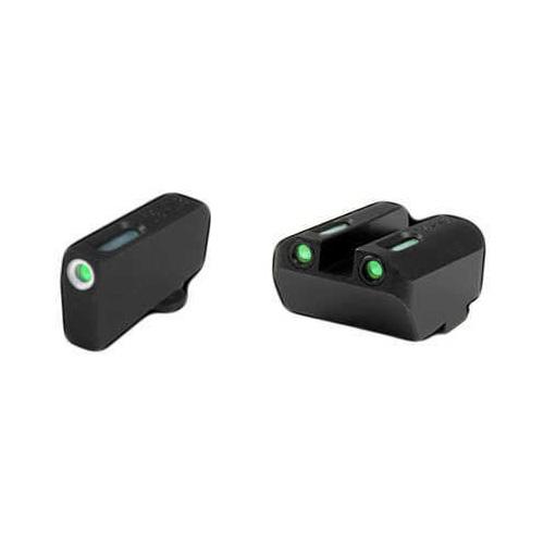 Truglo Brite-Site TFX Sight Glock 17/19/22/23/24/26/27/33/34/35/38/39, Low Suppressor Md: TG13GL4A