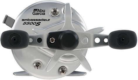 Abu Garcia Ambassadeur S Round Baitcast Reel 5500 1292732