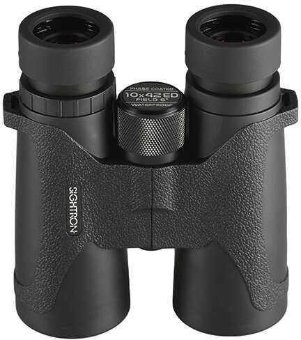 Sightron SIII Series Binoculars 10x42mm, Roof Prism, Black Rubber Finish Md: 25166
