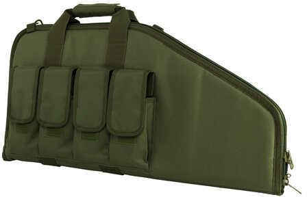 """NcStar 28"""" Tactical Subgun AR and AK Pistol Case Green Md: CVCP2961G-28"""