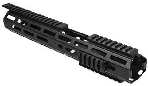 NcStar AR15 M-Lok Handguard, Carbine Extended, Black Md: VMARMLCE