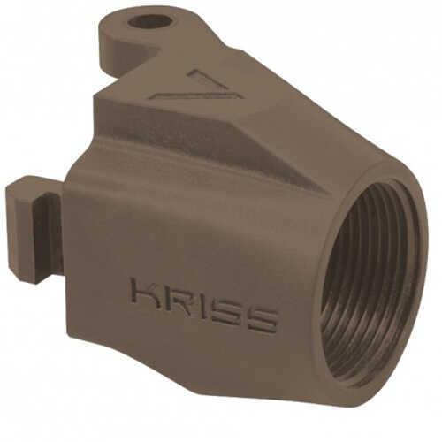 KRISS Vector M4 Stock Adapter, Flat Dark Earth Md: KVA-SAFD00
