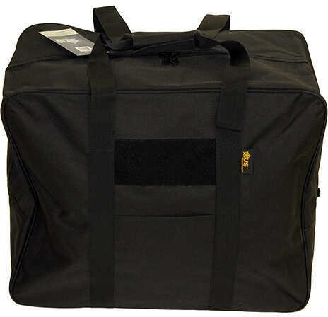 US Peacekeeper Tactical Vest Bag, Black Md: P21326