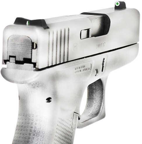 XS Sight Systems XS Standard Dot Tritium Express Sight Set Glock 42, 43 Md: GL-0003S-6