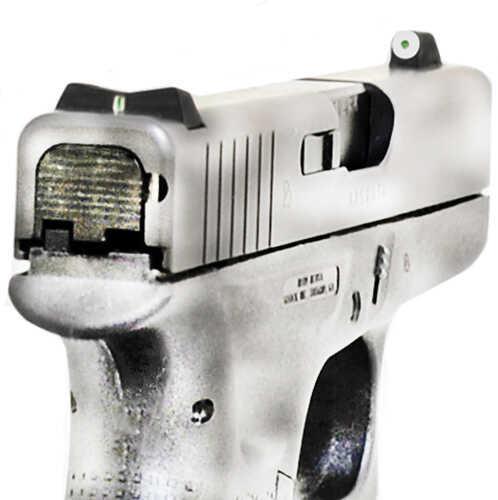XS Sight Systems XS Big Dot Tritium Express Sight Set Glock 42, 43 Md: GL-0003S-5