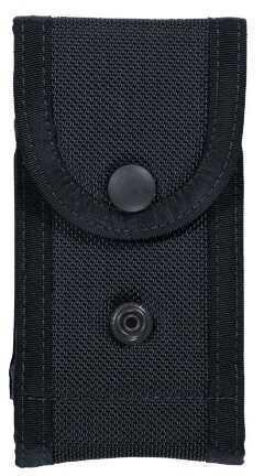Bianchi M1025 Military Double Magazine Pouch Black, Size 02 13600