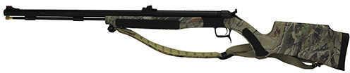 CVA Accura V2 .50 Caliber Nitride Muzzleloading Rifle, Realtree APG Md: PR3125N