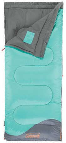 Coleman Sleeping Bag, Rectangular Comfort Cloud, 40 °F Md: 2000025550