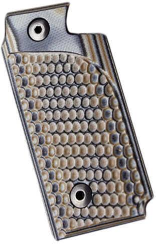 Hogue Sig P238 Grip Piranha G-Mascus G10, Dark Earth Md: 38737
