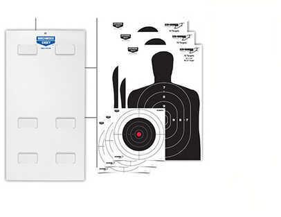 Birchwood Casey Eze-Scorer Tablock Backer & Target Kit Md: 37606