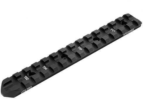 Leapers UTG Pro Picatinny Rail Mount Model 870, Black Md: MTU028SG