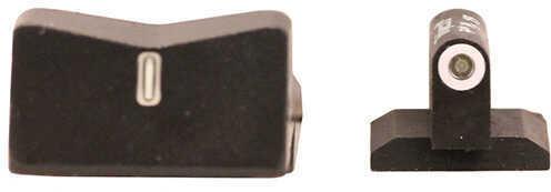 XS Sight Systems XS 24/7 Big Dot Tritium Express Sight Set 1911 Novak Md: NE-0017S-6