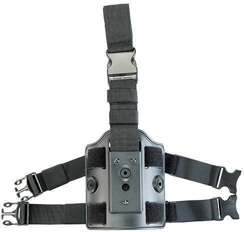 Caldwell Tac Ops Drop Leg Rig, Black Md: 110085