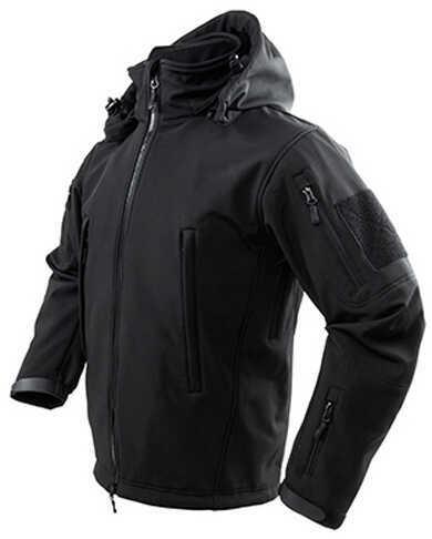 NcStar Vism Delta Zulu Jacket Large, Black Md: CAJ2968Bl