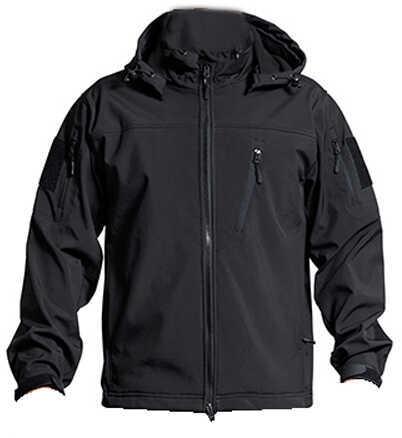 NcStar Alpha Trekker Jacket Black, Large Md: CAJ2969Bl