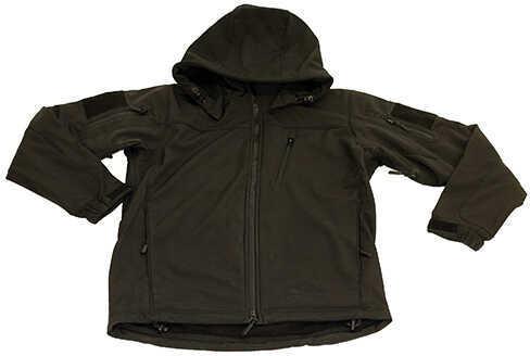 NcStar Alpha Trekker Jacket 2X-Larrge, Black Md: CAJ2969B2Xl