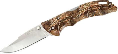 """Buck Knives Bantam 3 5/8"""" Blade, Muddy Water ETP Handle, Boxed Md: 0286CMS32"""