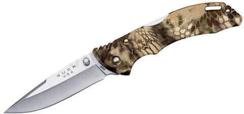 """Buck Knives Bantam BLW, 3 1/8"""" Blade, Kryptek Highlander ETP Handle, Boxed Md: 0285CMS26"""
