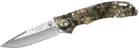 "Buck Knives Bantam BLW, 3 1/8"" Blade, Mossy Oak Break-Up Country Handle, Boxed Md: 0285CMS24"
