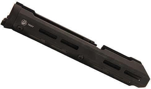 Troy Industries 10 Inch AK47 Rail, M-Lok, Bottom Short, Black Md: SRAI-AKM-SBBT-00