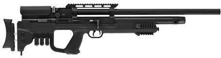 "Hatsan USA Gladius Long PCP Air Rifle .22 Caliber, 23"" Barrel, 9 Rounds, Black Synthetic Stock/Black"