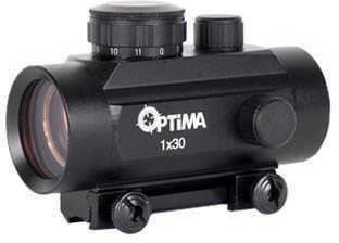 Hatsan USA Optima Scopes 1x30mm Red Dot Md: HA90530