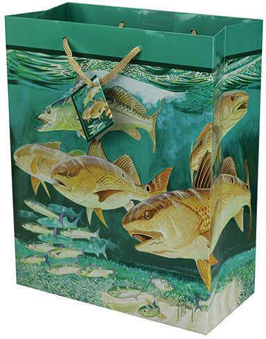 Rivers Edge Products Medium Gift Bag, Redfish Md: 415