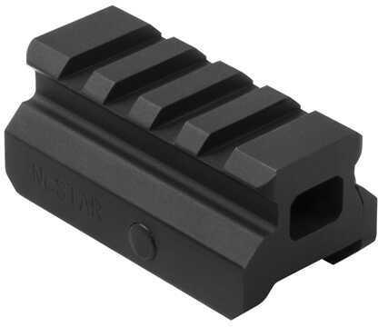 """NcStar AR-15 3/4"""" Riser Gen2 Short, Black Md: MARFSV2"""