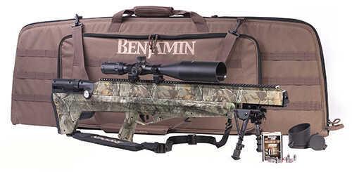 Benjamin Sheridan Bulldog Big Game Hunter's Pack .357 Caliber, Realtree Xtra Md: BPBD3KC