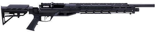 Benjamin Sheridan Armada Air Rifle .25 Caliber, Rifled/Shrouded/Choked Barrel, Synthetic Black Md: BTAP25