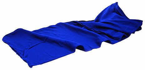 Tex Sport Fleece Sleeping Bag Blue Md: 15202