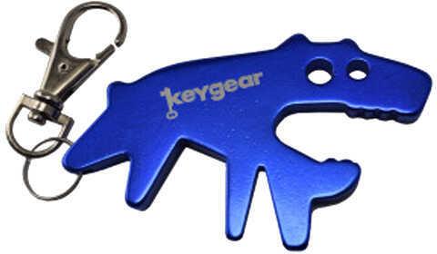 Ultimate Survival Technologies Bottle Opener Barking Dog, Blue Md: 50-KEY0087-00