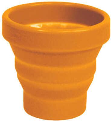 Ultimate Survival Technologies FlexWare Cup, Orange Md: 20-02079-08