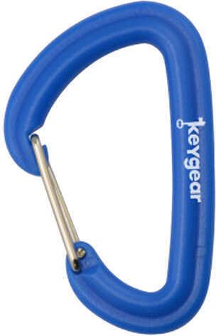 Ultimate Survival Technologies Carabiner Lite 1.0 Blue Md: 50-KEY0096-00