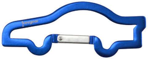 Ultimate Survival Technologies Car-Abiner, Blue Md: 50-KEY0105-00