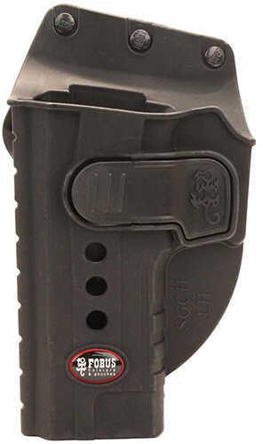 Fobus Belt Holster Sig Sauer 220/226/227 with Wide Trigger Guards, Left Hand, and Black Md: SGCHLHBH