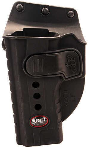Fobus Roto Belt Holster Sig Sauer 220/226/227 with Wide Trigger Guards, Left Hand, Black Md: SGCHRBL